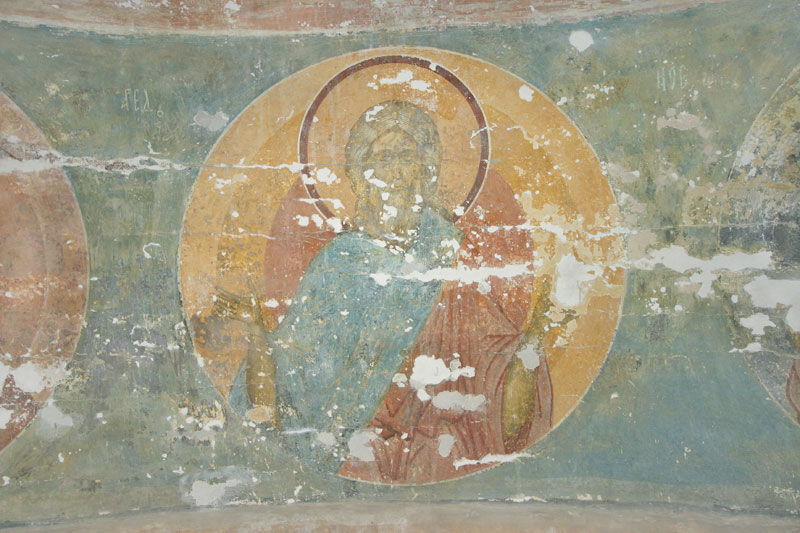 Dionisy's frescoes. Forefather Jared