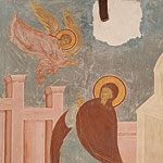 """The Archangel was sent from Heaven..."" (Akathist. Eikos 1)"