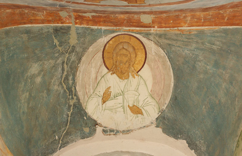 Dionisy's frescoes. Old Keter
