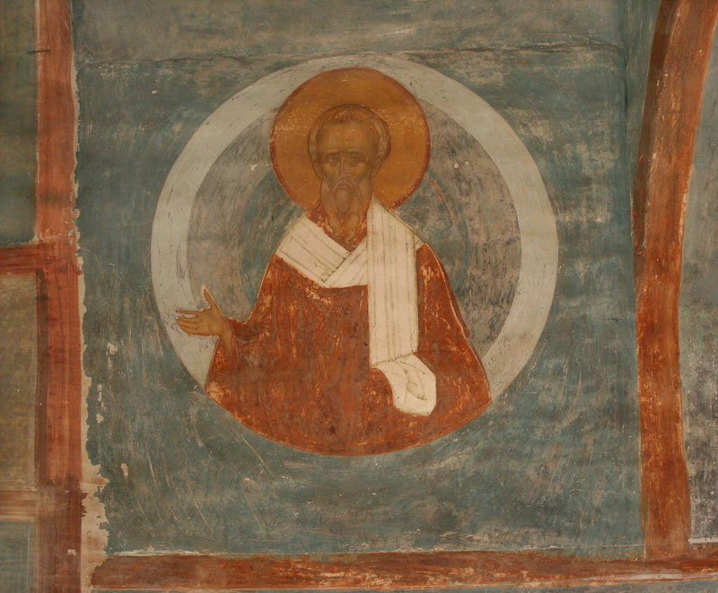 Dionisy's frescoes. Unknown Priest (Apostle of the 70)