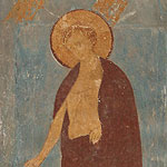 Vision of Christ in torn clothes by Peter of Alexandria