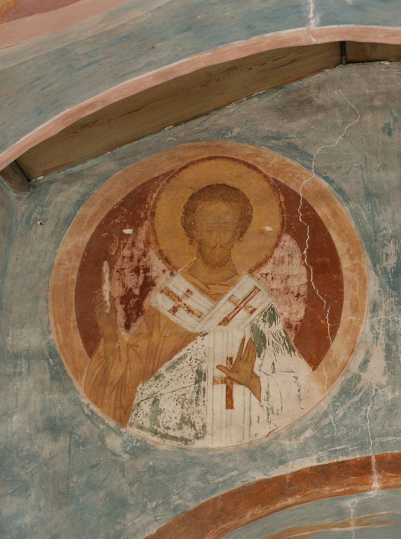Dionisy's frescoes. Unknown Priest ( Apostle of the 70)